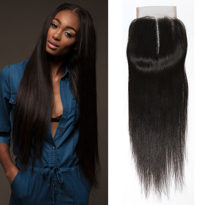Density tester picture more detailed picture about straight straight brazilian hair weave bundles lace closure cheap brazilian straight hair closure maxglam silk closure 4x4 pmusecretfo Image collections