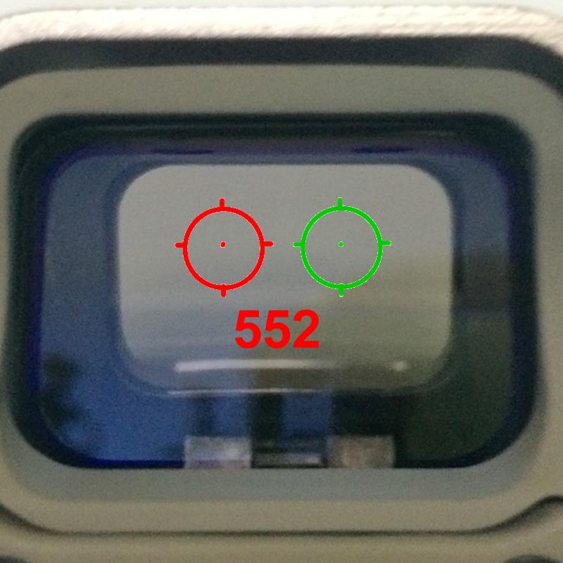 552 Holographic Red And Green Dot Tactical Riflescope Shotgun Sight Mini Scope Optical Rifle Sights For Airsoft Gun samsung rs 552 nruasl
