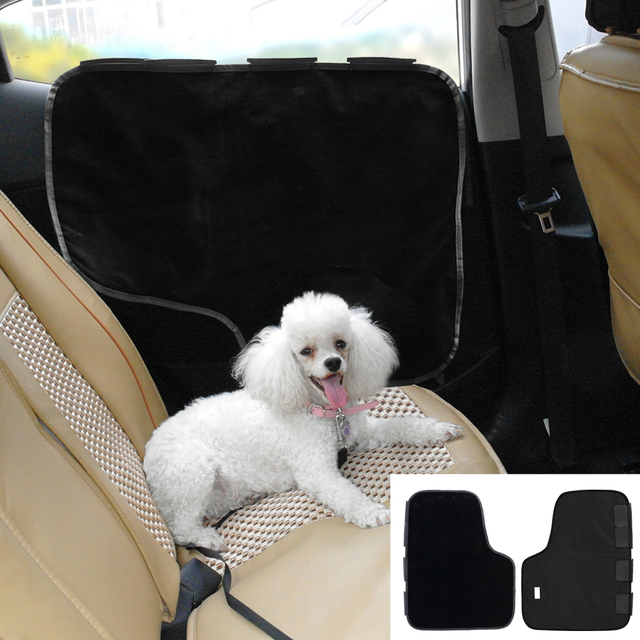 Pet Dog Car Door Cover Protector Back Seat Window For Cat Rear Doors