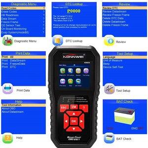 Image 3 - OBD OBD2 AL519 NT301 Automotive Scanner Lettore di Codice Difetto Con Multi language ODB2 Auto Strumento di Diagnostica Auto Scanner