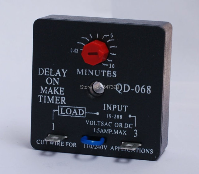 Time Delay Relay QD 068 Delay On Make Timer with 0 03 10Minutes Adjustable Delay Universal_640x640 aliexpress com buy time delay relay qd 068 delay on make timer icm102 wiring diagram at panicattacktreatment.co