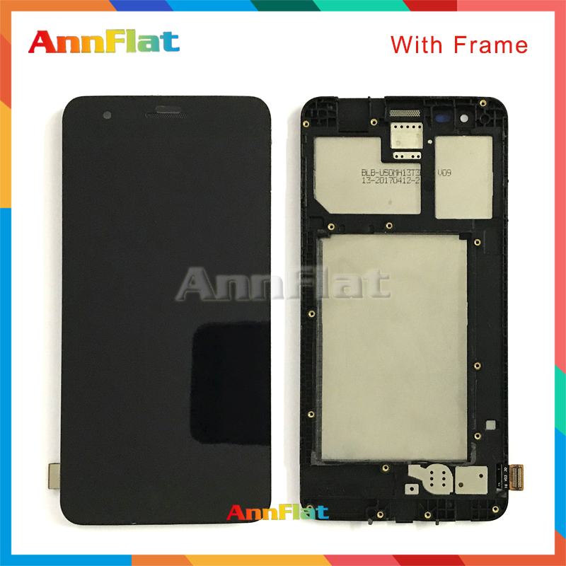 DHL High quality 5.0'' For <font><b>LG</b></font> K4 2017 <font><b>X230</b></font> X230DSF <font><b>LCD</b></font> Display Screen With Touch Screen Digitizer Assembly Free shipping image