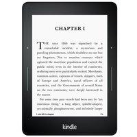 Kindle Voyage 6 читатели электронных книг дисплей с высоким разрешением (300 ppi) с адаптивными встроенными датчиками света PagePress WiFi
