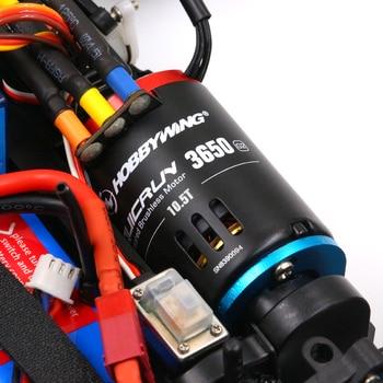 RC WLtoys 1/18 A959-B A969-B A979-B K929-B brushless upgrade hobbywing 3650 sensored motor metal gear 120A ESC emax ES3004 servo