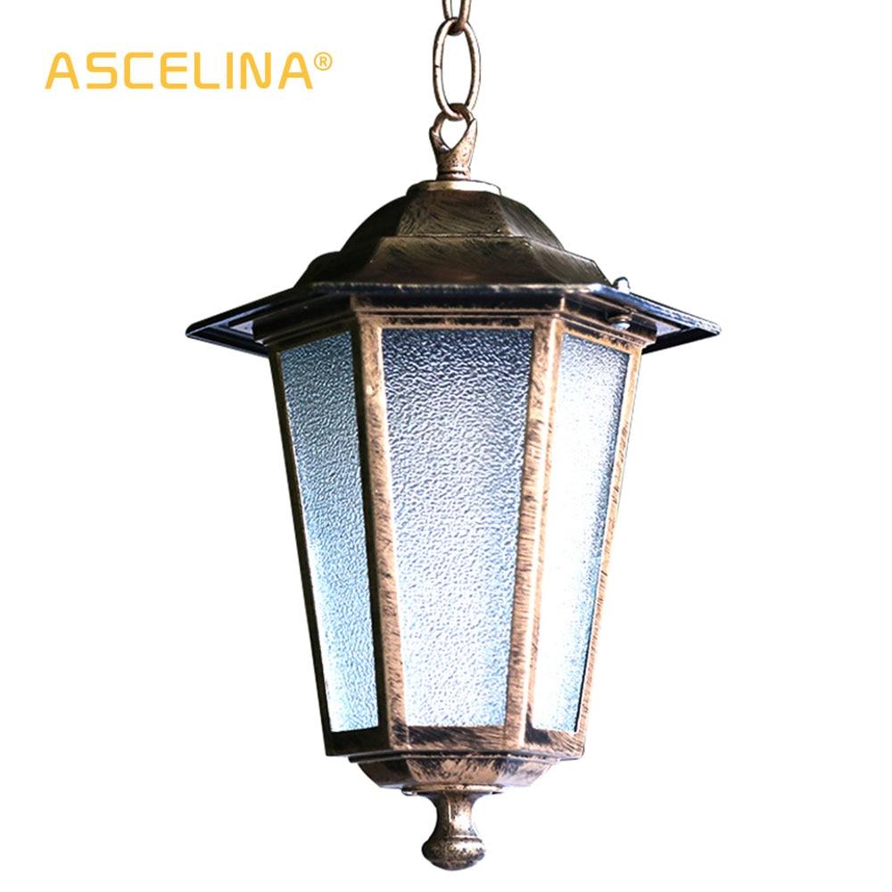 Lighting Fixture Store: Aliexpress.com : Buy ASCELINA Loft Outdoor Pendant Lights