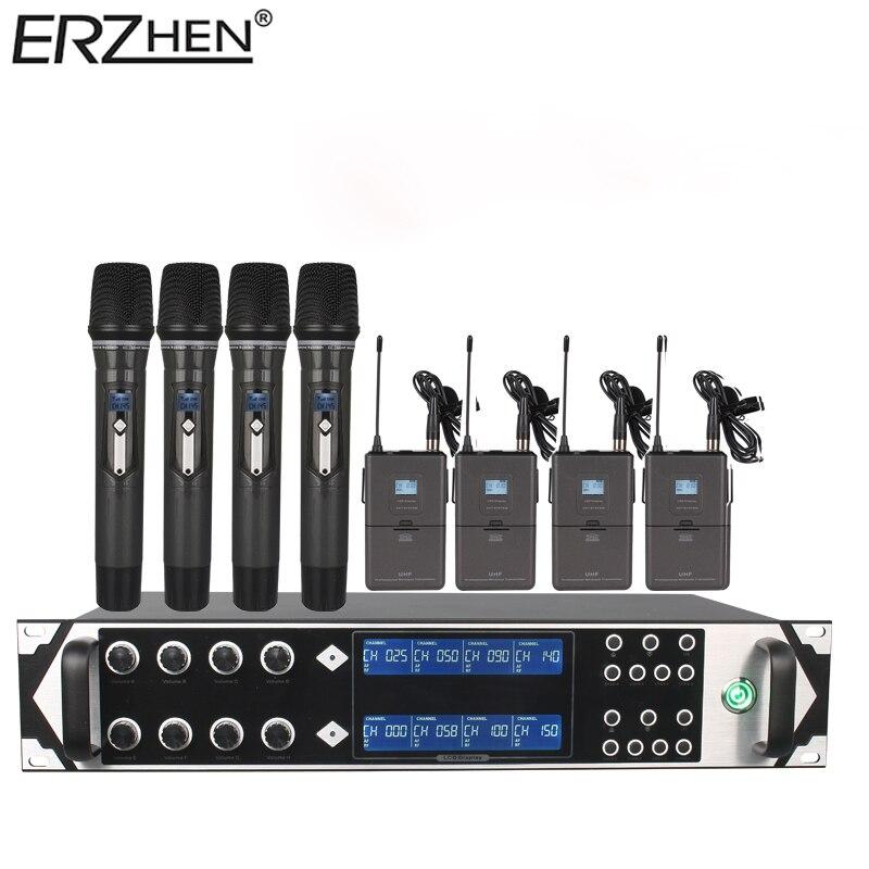 9000GTA bežični mikrofonski sustav UHF 8-kanalni dinamički - Prijenosni audio i video - Foto 3