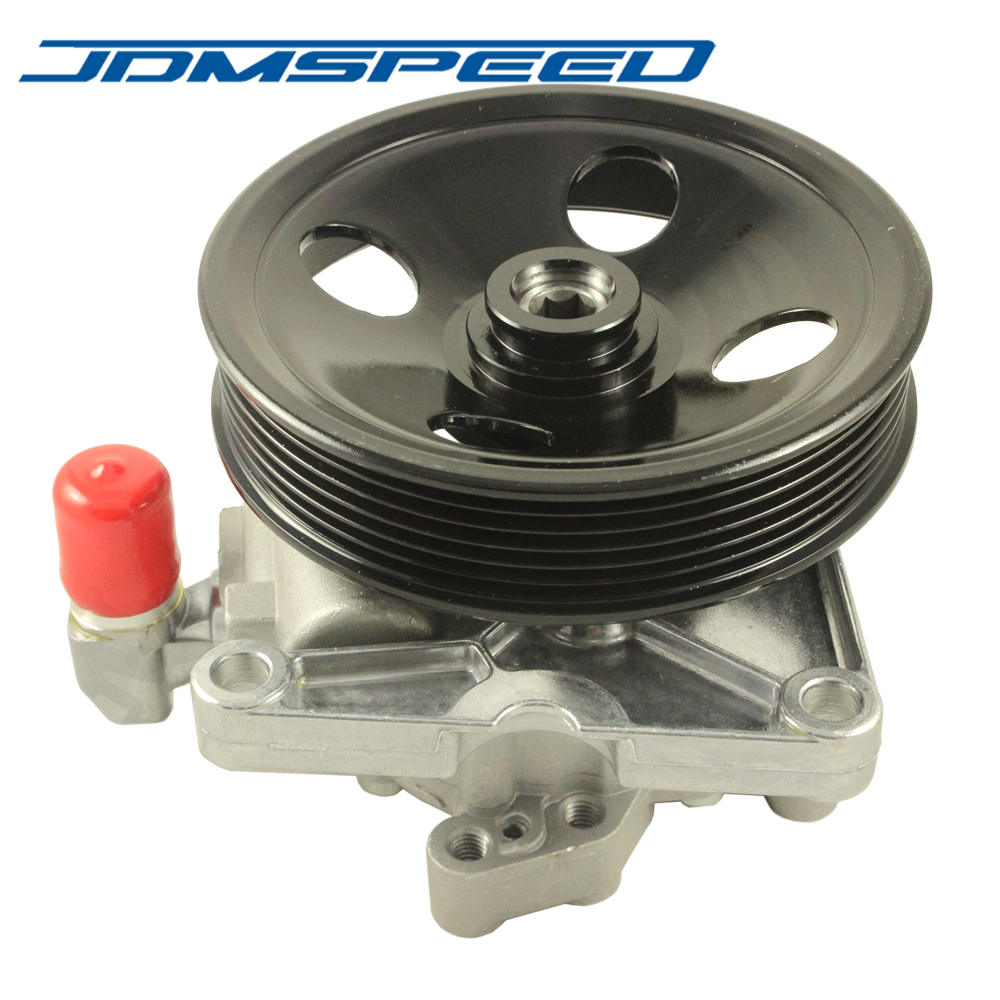 Free Shipping-New Power Steering Pump 0024668101 0024668201 Fit <font><b>For</b></font> Mercedes Benz W163 ML320 ML350 <font><b>ML430</b></font> ML500 ML55 image