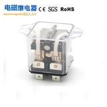 цена JQX-30F/2Z 30A relay 12V24V220V-12F-52FHHC71A, high power relay онлайн в 2017 году