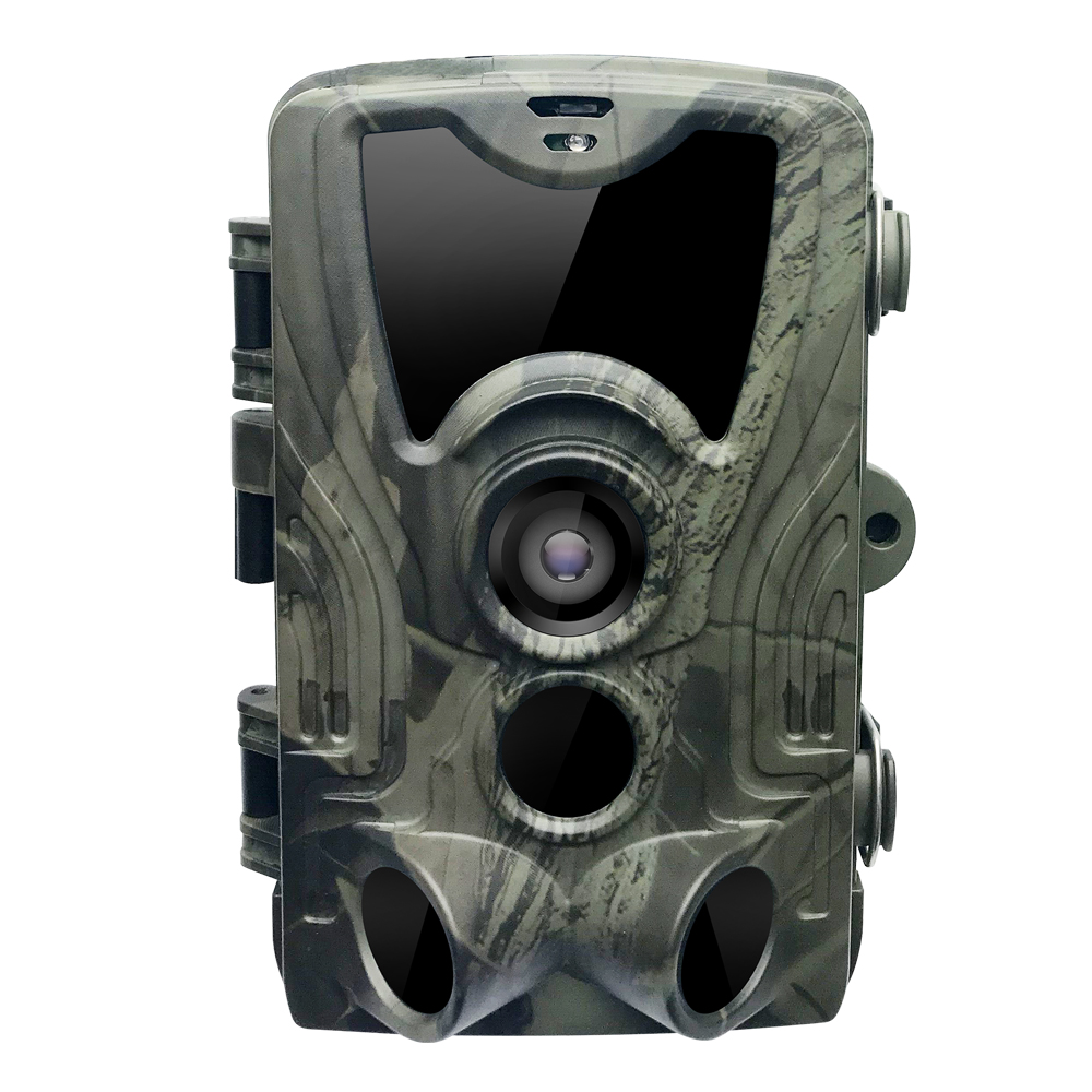 Image 2 - Hunting Camera 16MP Trail Camera Night Version  Ip65 Wildlife Surveillance Camera Chasse Scouts GSM HC801A hunter-in Hunting Cameras from Sports & Entertainment