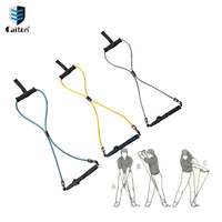 Caiton Golf Rubber String Chest Developer Golf Swing Resistance Bands Golf Training Aids Pull Rope