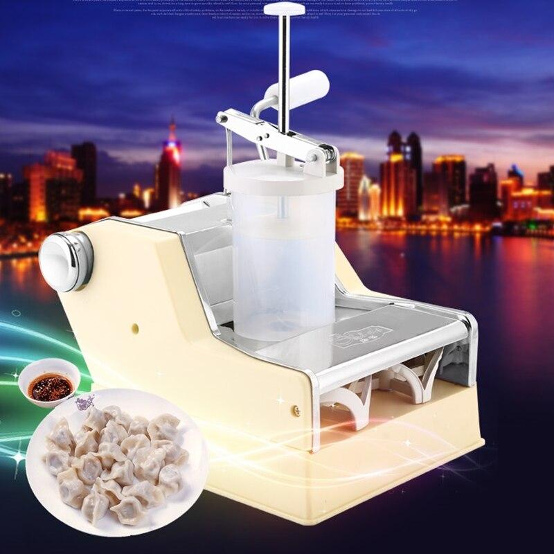 low price dumpling making machine free shipping to Asia