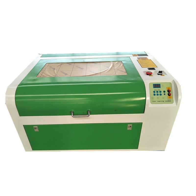 80W 600*400 mm Laser Engraving Machine Co2 Laser Engraver Cutting Machine DIY Laser Cutter Marking machine