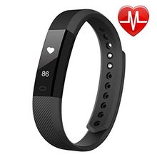 New ID115 HR Smartband TPU Bracelet Wristband Fitness Sleep Activity Tracker Pedometer Heart Rate Monitor Smart band Wristband activity monitor smartband wrist pulse meter smart band f1 wristband pedometer bluetooth step counter bracelet for huawei xiaomi