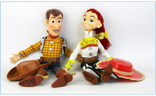 Pixar Toy Story 3 Woody Jessie PVC figura de acción muñeca modelo de  colección(China d092dd9e829