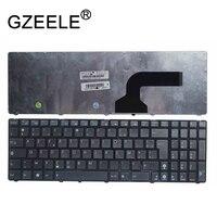 GZEELE Французская клавиатура для Asus A72 A72DR A72DY K54 K54C K54H K54L K54LY K54S K54SL X54C X54LY n73jf P52 P52F P53S FR AZERTY новая