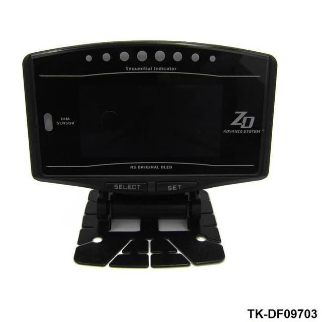 TANSKY-Novo Tipo Tudo Em Um Medidor Digital Medidor de Exibição TK-DF09703 ZD Antecedência