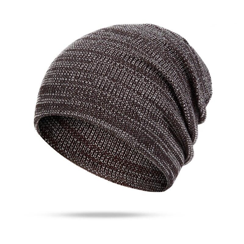 Fashion Women Hats Cotton Autumn Winter Warm Beanies Brand Design Ladies Men Hat Skullies Beanies Cap Men