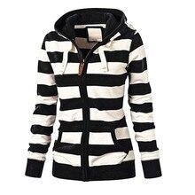 Hxroolrp Women Ladies Zipper Tops Hoodie Hooded Sweatshirt Coat Casual Slim Jump