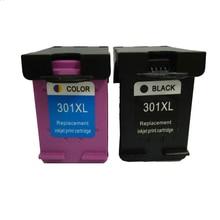 vilaxh for hp 301 301XL compatible Ink Cartridge For hp301 For HP Deskjet 1000 1050a 1055 2000 2050 3000 3050 2050a цена в Москве и Питере
