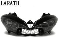 Motorcycle Front Headlight Headlamp Head Light Lamp Assembly Housing Case for YAMAHA YZF R6 YZFR6 03 05