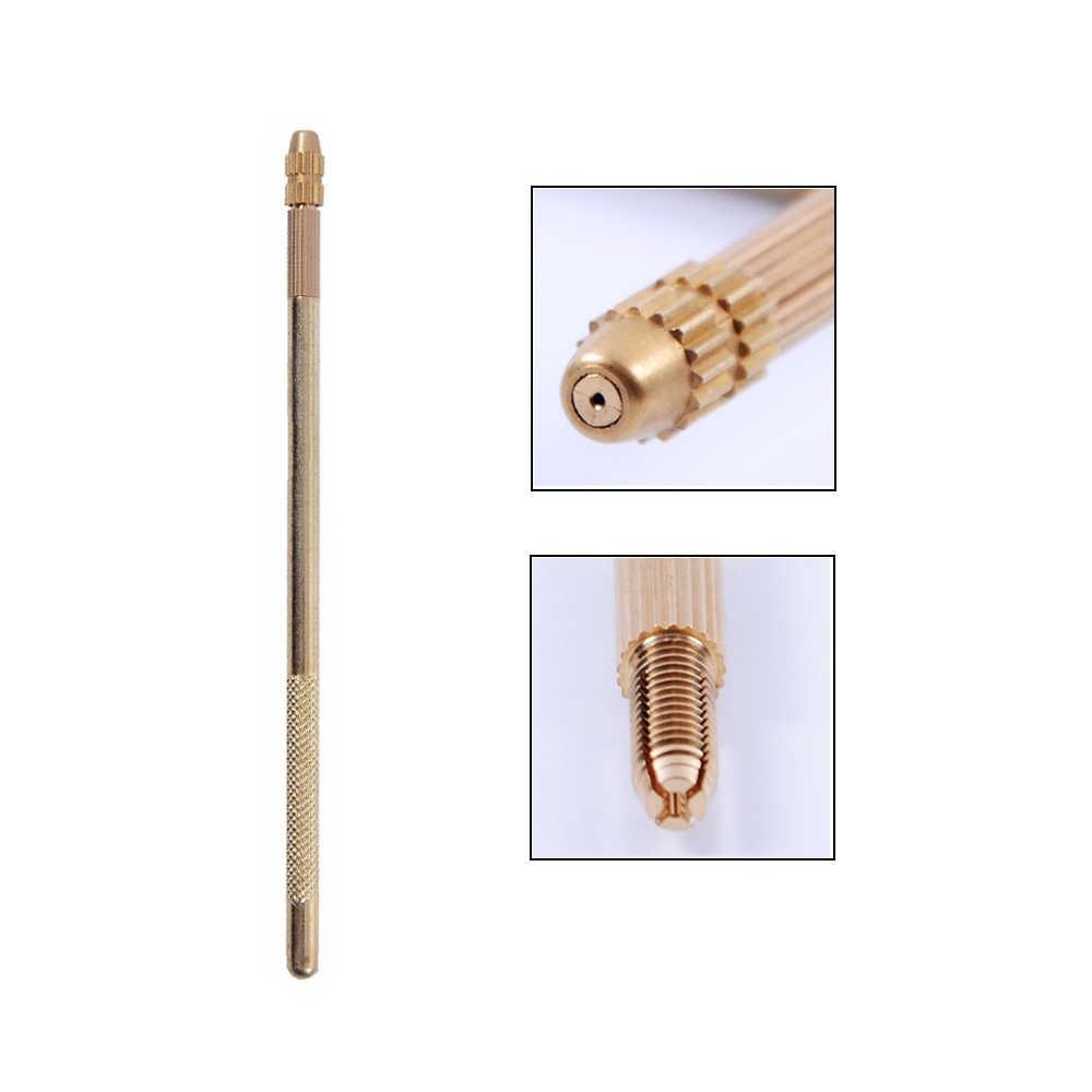 الأكثر مبيعاً أدوات تجميل الشعر لصنع الشعر المستعار الدانتيل صالون هوك الإبر 1 مجموعة مع 4 قطعة إبر التهوية 1