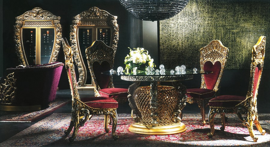 luxury dining sets buy cheap luxury dining sets lots from china luxury
