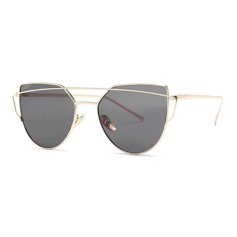 Double Beam Metal Frame Sunglasses Women Luxury Clear Lens Glasses UV400 Eyeglasses for Men Goggles Gafas Oculos Shades 808DF 2