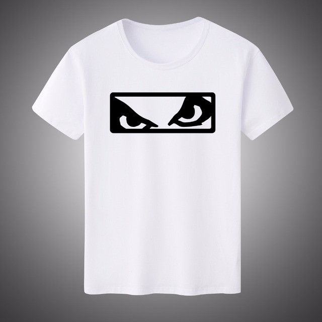MMA T-Shirt Bad Boy White