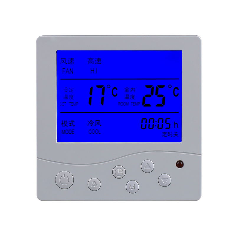 Free Shipping ! Programmable Electric Thermostat Warm Floor Heating System Thermoregulator LCD Temperature Controller Backlight