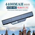 4400 мАч Аккумулятор для Hp 550 6720 s 6730 S 6735 S 6820 S 6830 S Для COMPAQ 511 610 615 451085-141 451086-121 451086-161