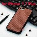"Vans waffle case para apple iphone 7 7 plus capa de borracha macia silicone sapato waffle único telefone móvel 4.7 ""5.5"" polegadas square shell"