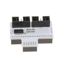 2Pcs 3D Printer LCD Panel Adapter Switch Module for Arduino DUE to Ramps-FD(China)