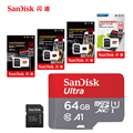 SanDisk 100Mb/s Micro SD card 16GB 32GB 64GB 128GB 256GB 400GB Class 10 U1 microSD card Flash TF Card Memory Card for Computer