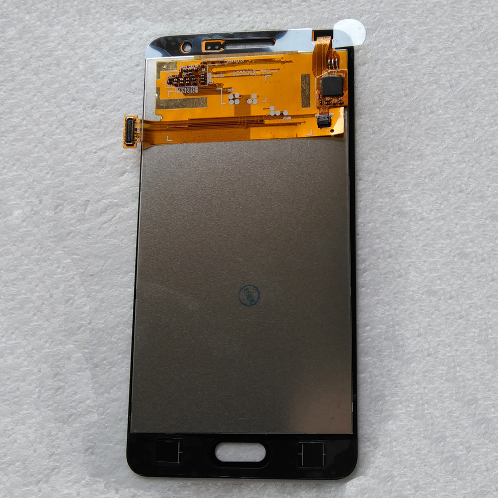 imágenes para Negro Pantalla Táctil Digitalizador Del Sensor de Cristal + Pantalla LCD Montaje Del Monitor de pantalla Para Samsung Galaxy Gran Primer G531H Duos