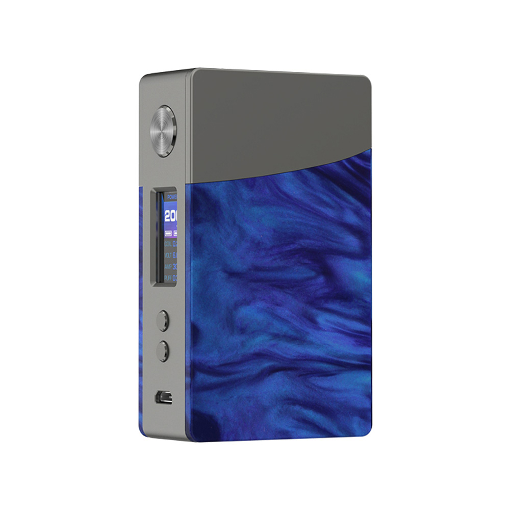 New Original GeekVape NOVA 200 w Boîte MOD avec Avancée TC COMME Puce et Couleurs Attrayantes E-cig Vaporisateur mod Aucune Batterie VS Glisser Mod - 4