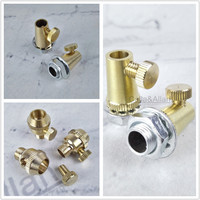 Free Shipping High Quality Brass Material Cable Grips Copper Cord Metal Grips Wire Lock Brass Strain