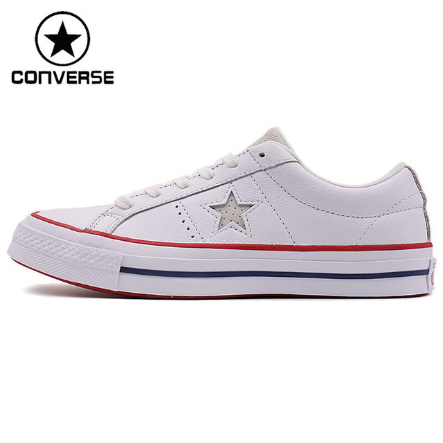 dc93ac2068fdc9 Original New Arrival 2018 Converse One Star Women s Skateboarding Shoes  Canvas Sneakers