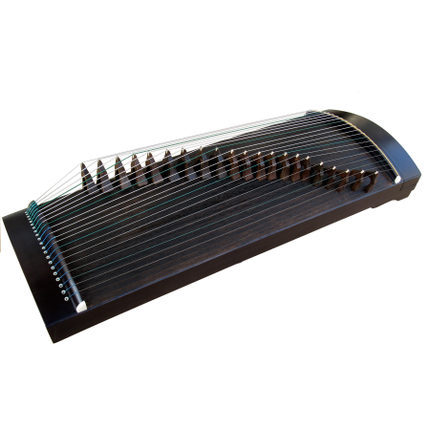 Mini Guzheng professionnel Portable chinois National 21 cordes cithare Instruments de musique avec accessoires livraison gratuite