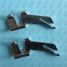 SLANT Snap On Shank Presser Foot Holder for SINGER Sewing Machines # 542167 (2PCS)