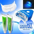 Bright Smile New Dental White Teeth Whitening with LED Light For men women care Oral Hygiene Tooth health Security Whitener Kit