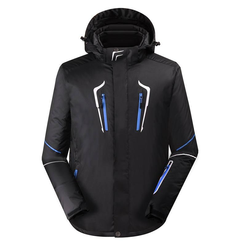 Hiver respirant nylon vente snowboard veste 2019 nouveau coupe-vent veste de ski hommes super chaud snowboard jeunesse tenue de ville