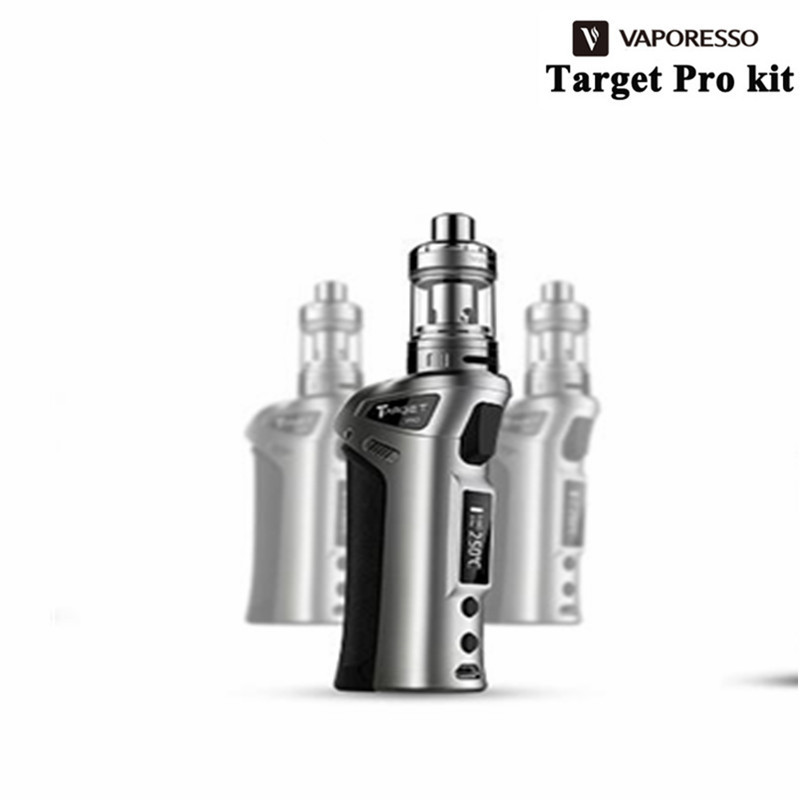 Vaporesso Target Pro Kit VTC 75W VT VW Box Mod Vaporizer Hookah 2 5ml Pro Tank