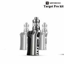 Vaporesso Target Pro Kit VTC 75W VT/VW Box Mod Vaporizer Hookah 2.5ml Pro Tank Ceramic cCELL Coil Atomizer Cigarette Vape