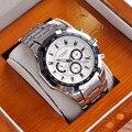 Curren homens relógios de luxo da marca casuais relógios de negócios de moda venda quente das mulheres relógios de quartzo esporte relógios 0840