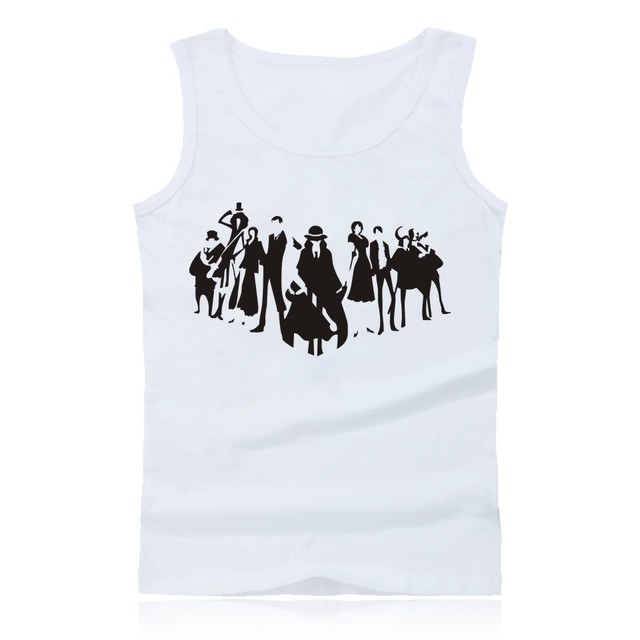 One Piece Luffy and Ace Tank Top