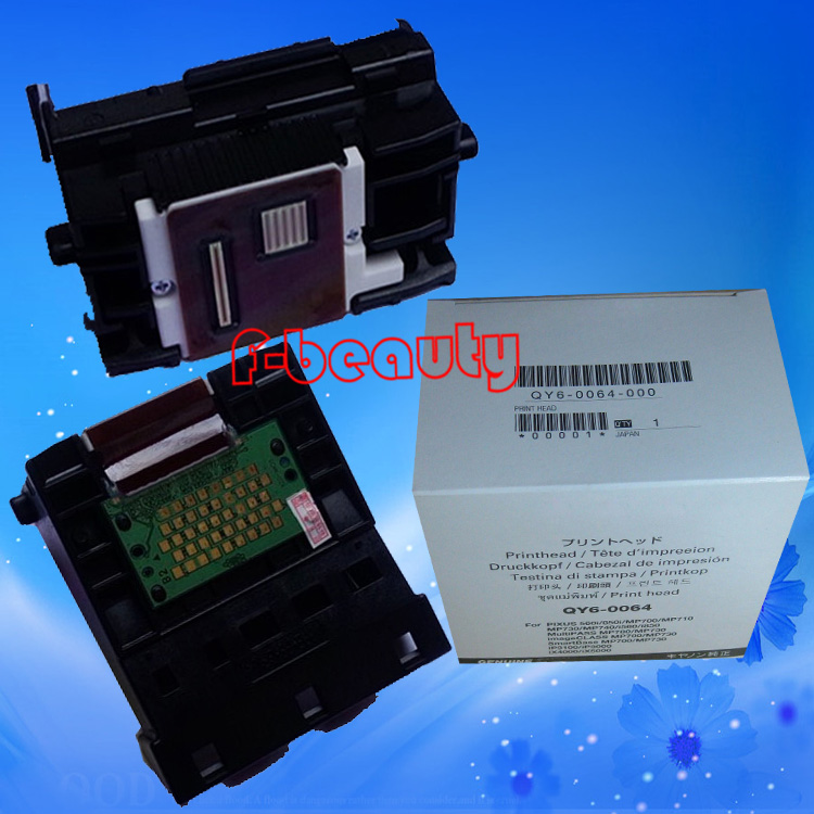 Print head asli QY6-0064 Printhead kompatibel untuk Canon iX4000 iX5000 iP3000 MP700 MP710 MP730 MP730 MP740 I850 Printer head