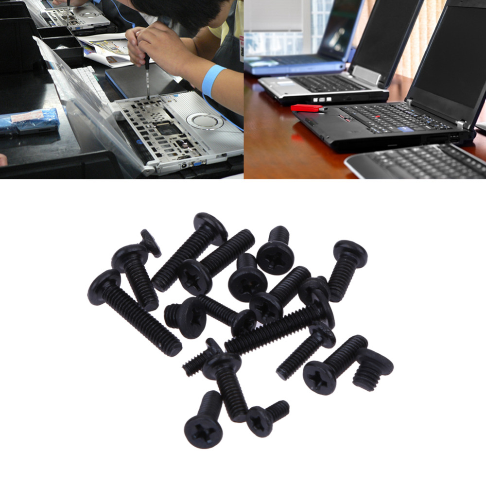 300pcs 15 Sizes Laptop Screws Repair Set Computer Screw Tools Accessories for IBM HP TOSHIBA SONY DELL SAMSUNG NG4S