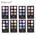 Rosalind Eyes Makeup Long-lasting Professional Beauty Makeup Eye Shadow Palette 6 Colors Brand Love Alpha