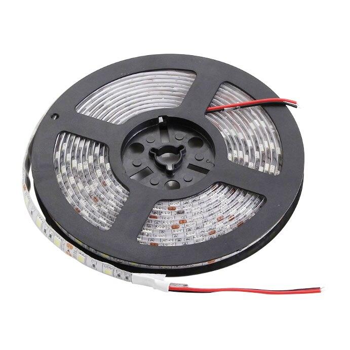LED Strip DC12V SMD5050 60Leds/m 5m/roll Crystal Epoxy Waterproof Ribbon LED Light Tape RGB 5050 LED Strip for Home Decoration