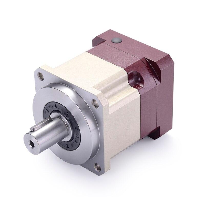 5 arcmin di alta Precisione Elicoidale riduttore epicicloidale cambio 3:1-10:1 per Delta 130 millimetri AC servo motore albero di ingresso 22 millimetri